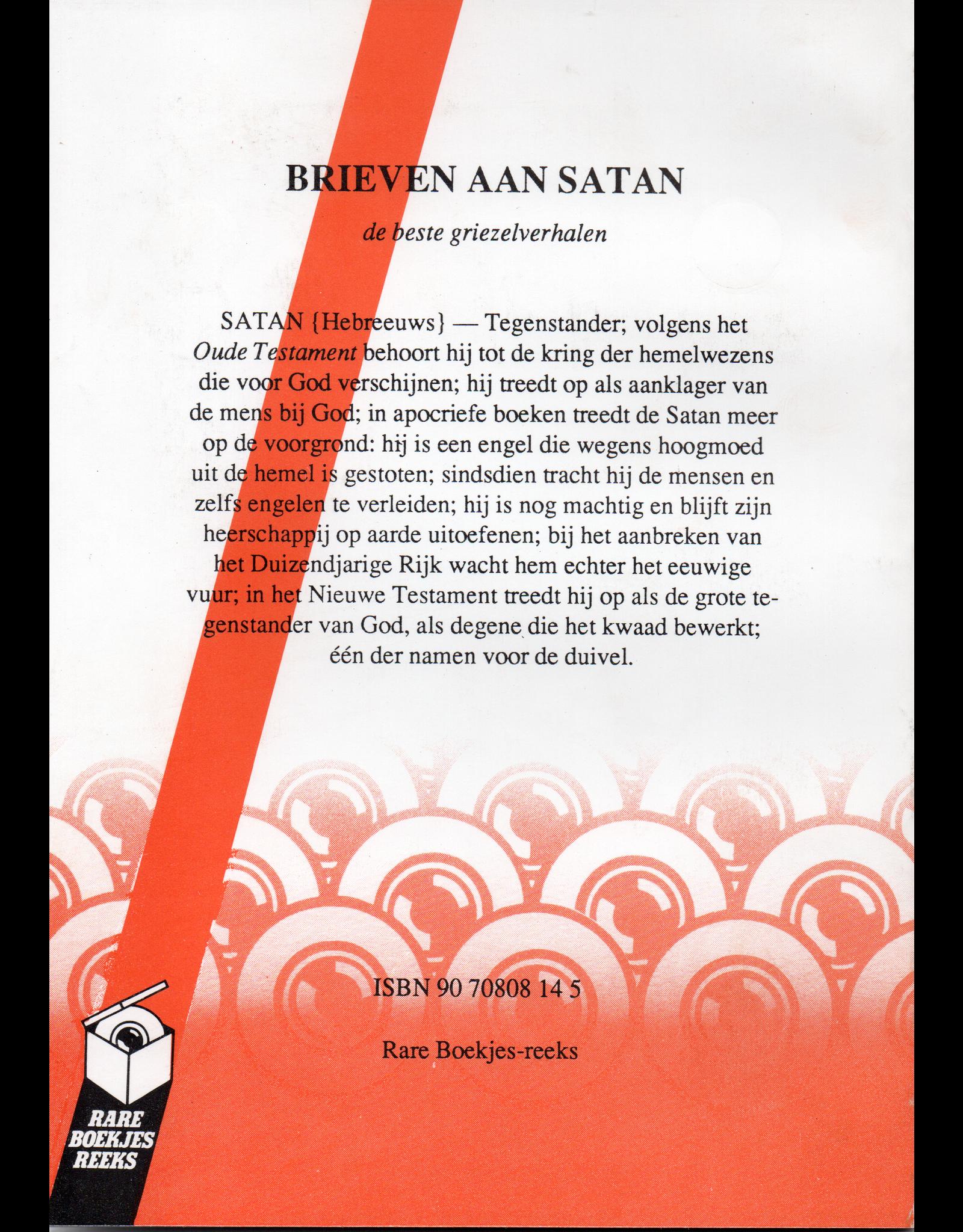 Brieven aan Satan – de beste griezelverhalen
