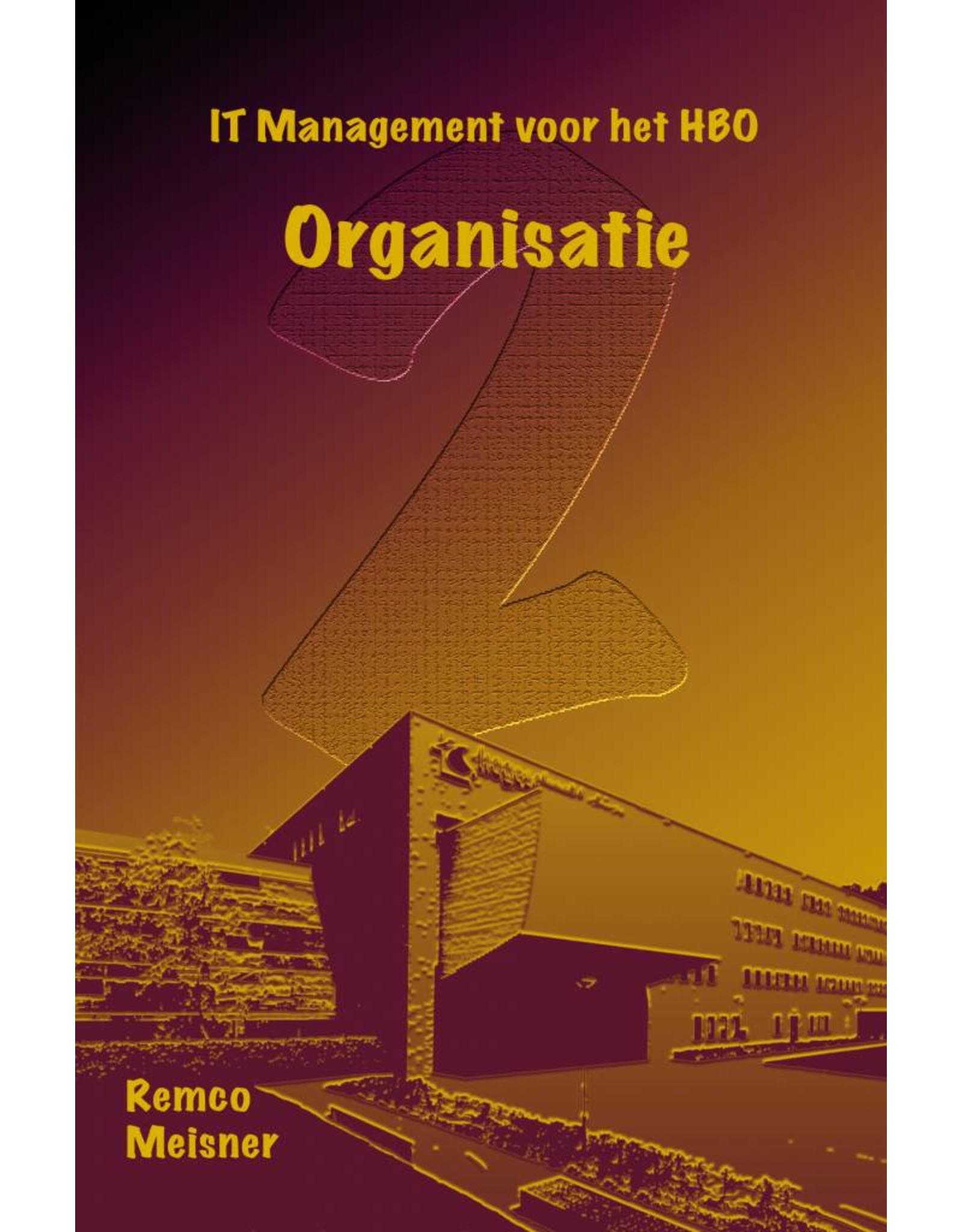 IT Management voor het HBO: Organisatie