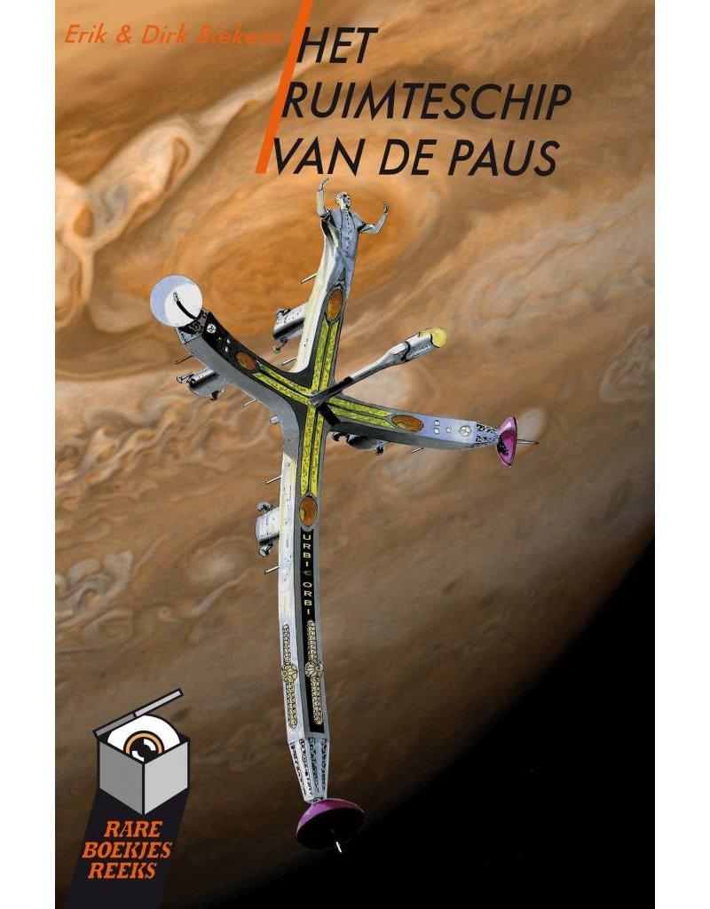 Het ruimteschip van de paus (Erik & Dirk Biekens)