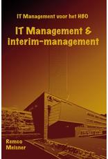 IT Management voor het HBO: IT Management & interim-management