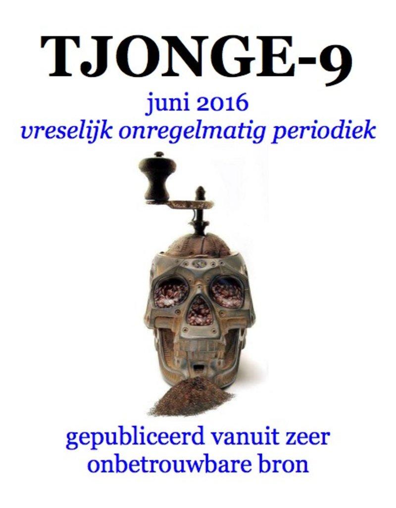 Tjonge-9 - eigenaardig periodiek met volstrekt onvoorspelbare verschijningsfrequentie