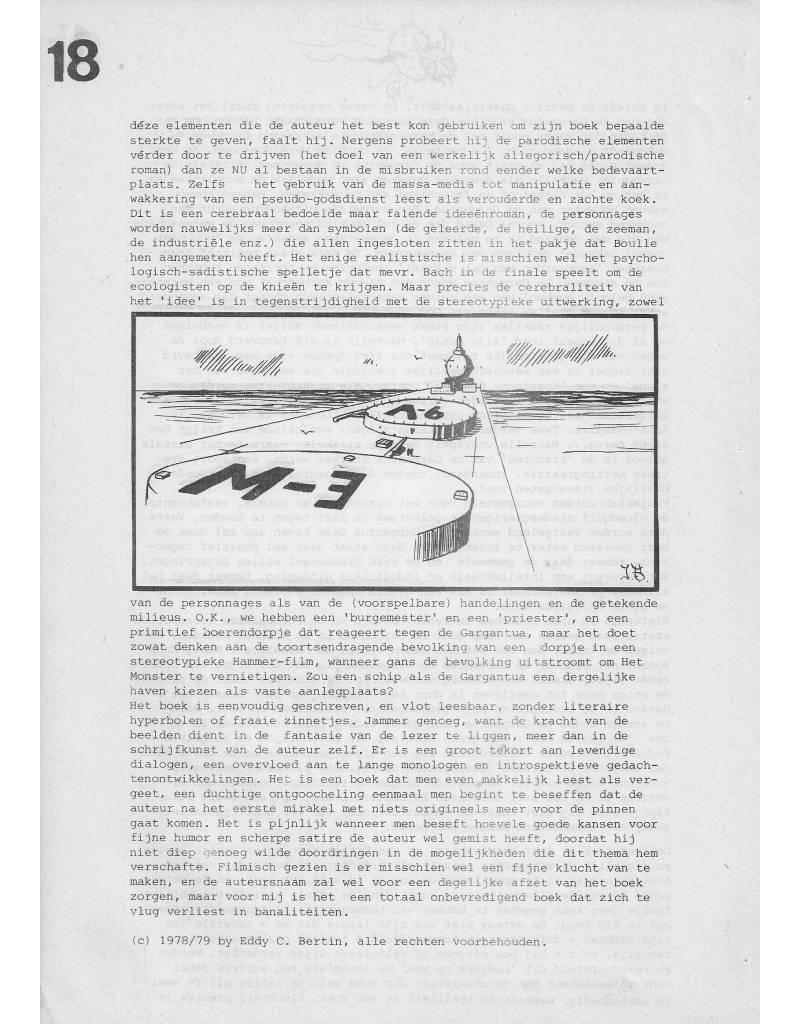 Fantastische Vertellingen, jaargang 1, nummer 1, april 1979