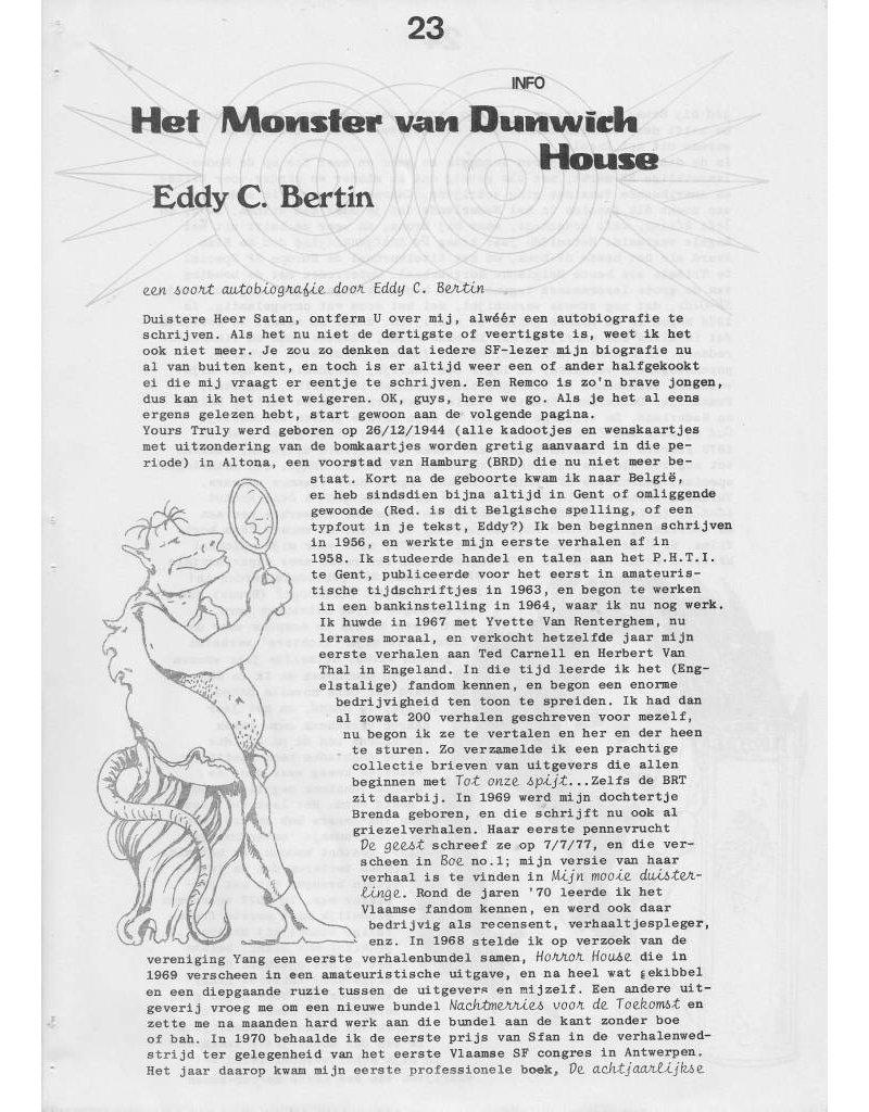 Fantastische Vertellingen, jaargang 1, nummer 4, januari 1980