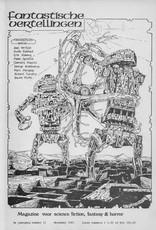 Fantastische Vertellingen, jaargang 3, nummer 11, december 1981