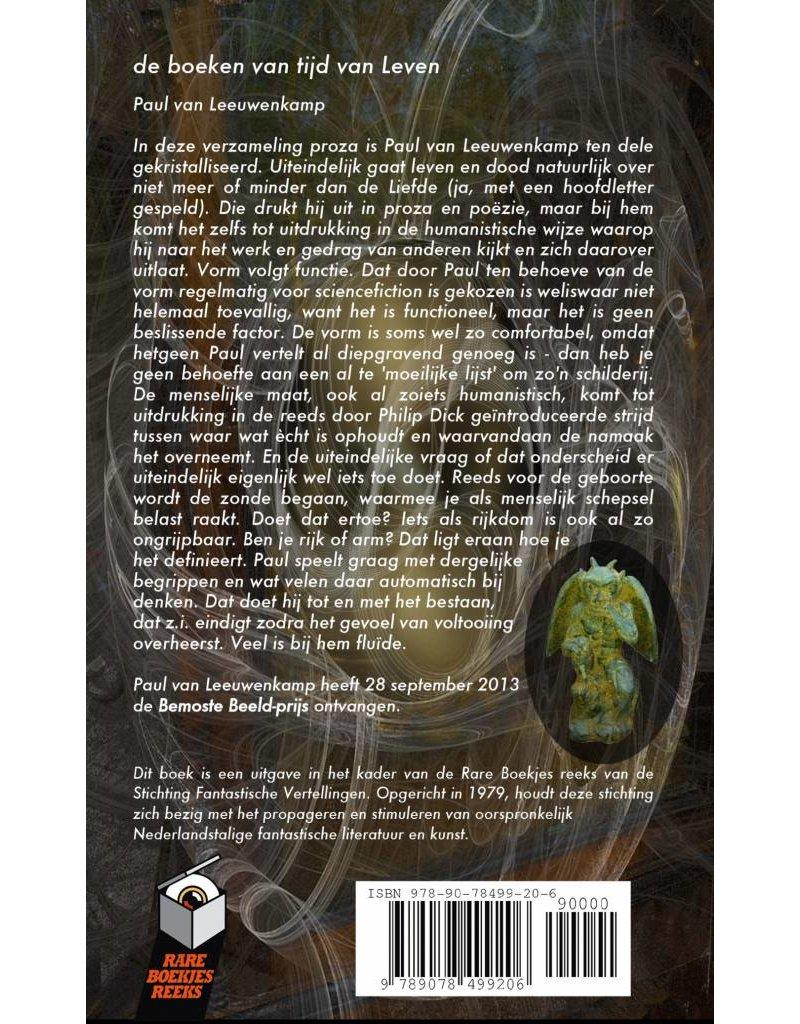 Boeken van tijd van Leven I: Voor de geboorte