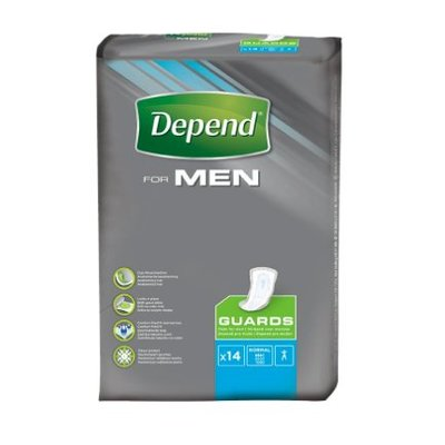 Depend Depend For Men Guard (14 stuks)