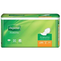 Depend Depend Anatomic Extra