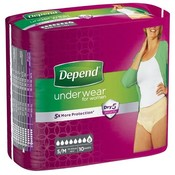 Depend Depend Pants Vrouw Super Small/Medium (10 stuks)
