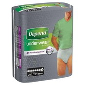Depend Depend Pants For Men Super Large/X-Large (9 stuks)