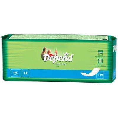 Depend Depend Slip Inlay (30 stuks)