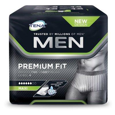 Tena Tena Men Premium Fit Protective Underwear Level 4 L (10 stuks)