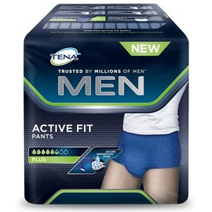 Tena Tena Men Active Fit Large