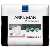 Abena Abena Abri-Man Premium Formula 2 (14 stuks)