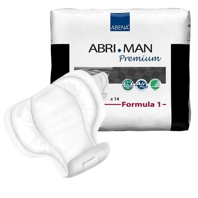 Abena Abena Abri-Man Premium Formula 1 (14 stuks)
