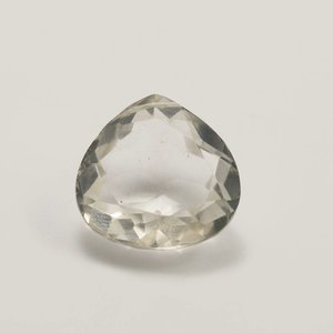 Bergkristal briolette ca. 18-20 mm (per stuk)