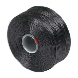 C-Lon D draad Charcoal Grey