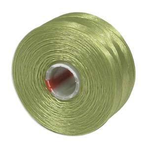 C-Lon D draad Chartreuse