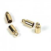 B19- DQ eindkapje 3 mm (p.st)