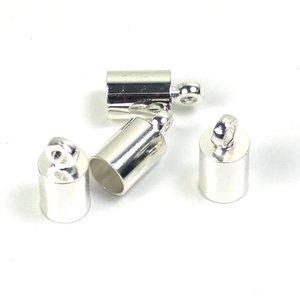 B14- DQ eindkapje 4 mm (p.st)