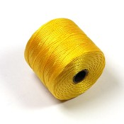 S-Lon Bead Cord Golden Yellow