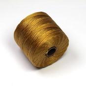 S-Lon Bead Cord Gold