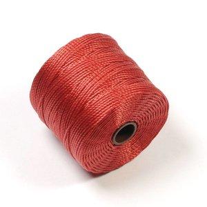S-Lon Bead Cord Shanghai Red