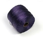 S-Lon Bead Cord Purple