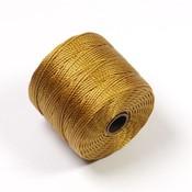 S-Lon Bead Cord Bronze