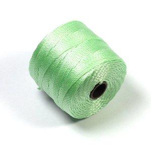 S-Lon Bead Cord Pastel Mint Green