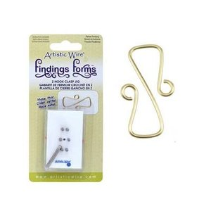Artistic Wire Z-Hook (p/st)
