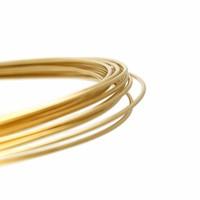 Goldfilled 14kt draad Dead Soft 18-28 gauge