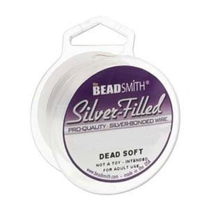 BeadSmith Silver Filled Dead Soft 18-28 gauge