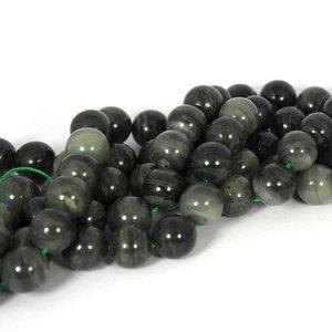 Serafiniet kralen 14 mm rond (streng)