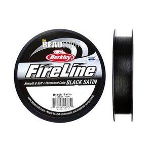 Beadalon FireLine Black 0,15 mm / 6lbs