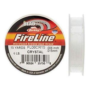 Beadalon FireLine Crystal 0,15 mm / 6lbs