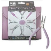 BeadSmith Beader's Tool Set Orchid