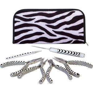 BeadSmith zebra gereedschapset/tangenset