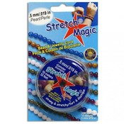 Stretch Magic elastiek pearl, diameter 0,5-1,0mm