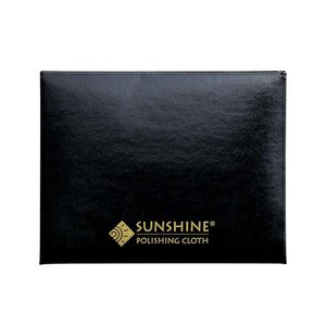 Sunshine® Cloth - geel polijstdoekje