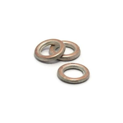 Dichte ring 10 mm champagne rosé (p/st)