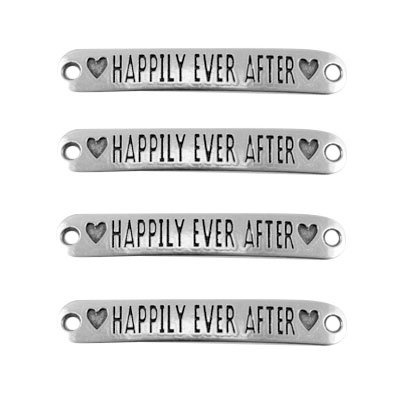 Tussenstuk  quote 'happily ever after' (p/st)