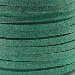 Faux suède Mint Green (5 meter)