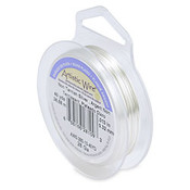 Artistic Wire Tarnish Resistant Silver 28 gauge