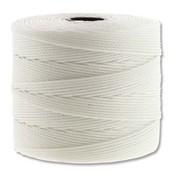 S-Lon Fine Bead Cord White