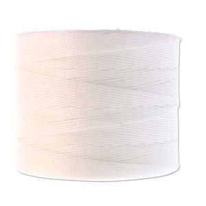 S-Lon Micro Bead Cord White
