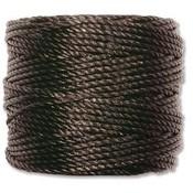 S-Lon Heavy Bead Cord Black