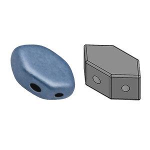PAROS® PAR PUCA® kralen Metallic Mat Blue (10 gr)
