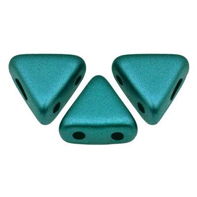 Perles par Puca® Khéops® kralen 6 mm Pastel Emerald (10 gram)