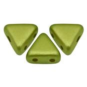 Perles par Puca® Khéops® kralen 6 mm Pastel Olivine (10 gram)