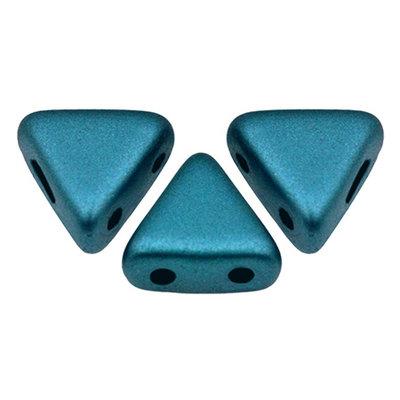 Perles par Puca® Khéops® kralen 6 mm Pastel Petrol (10 gram)